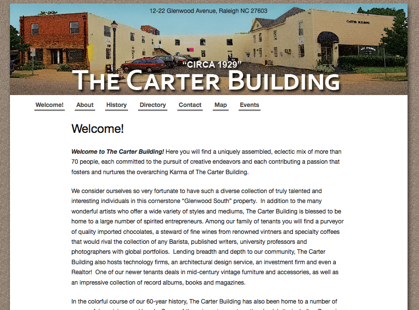 The Carter Building